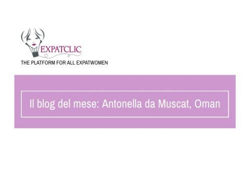 EXPATCLIC: intervista a Antonella Appiano