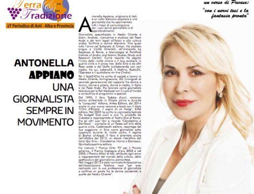 Terra e Tradizione: Intervista a Antonella Appiano