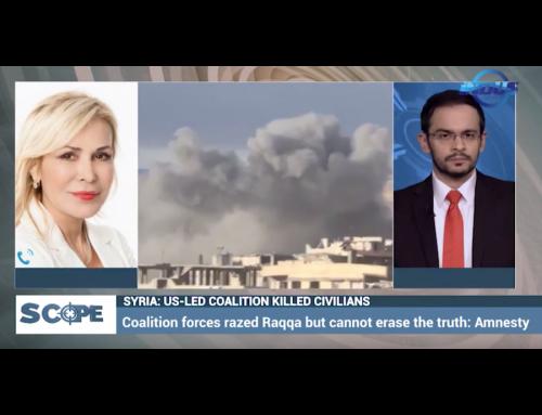 Syria: US-Led Coalition Killed Civilians – Talking with Waqar Rizvi, Scope Indus News
