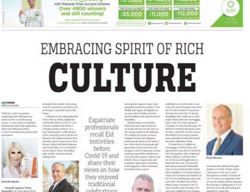 Embracing spirit of rich culture